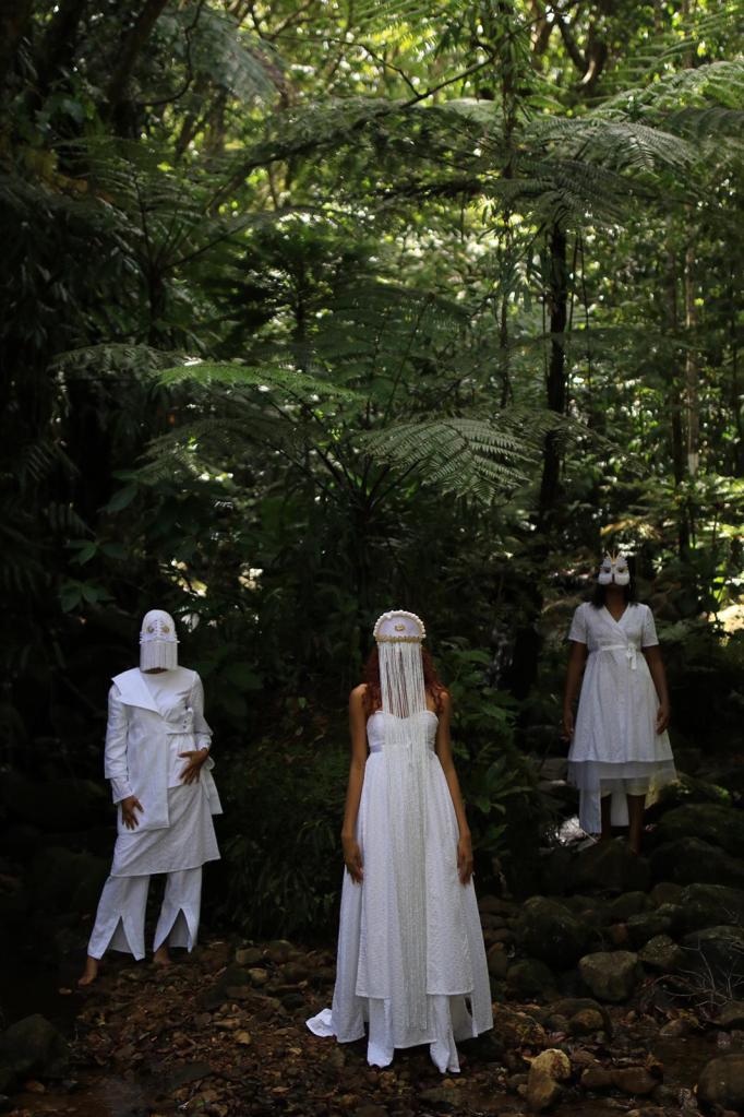 Collection Caribbean Horror Story, designé par Mélanie Jacobin