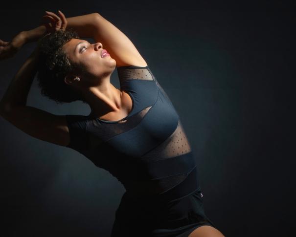 Annabelle Rollé Clamagirand — Danseuse professionnelle posant
